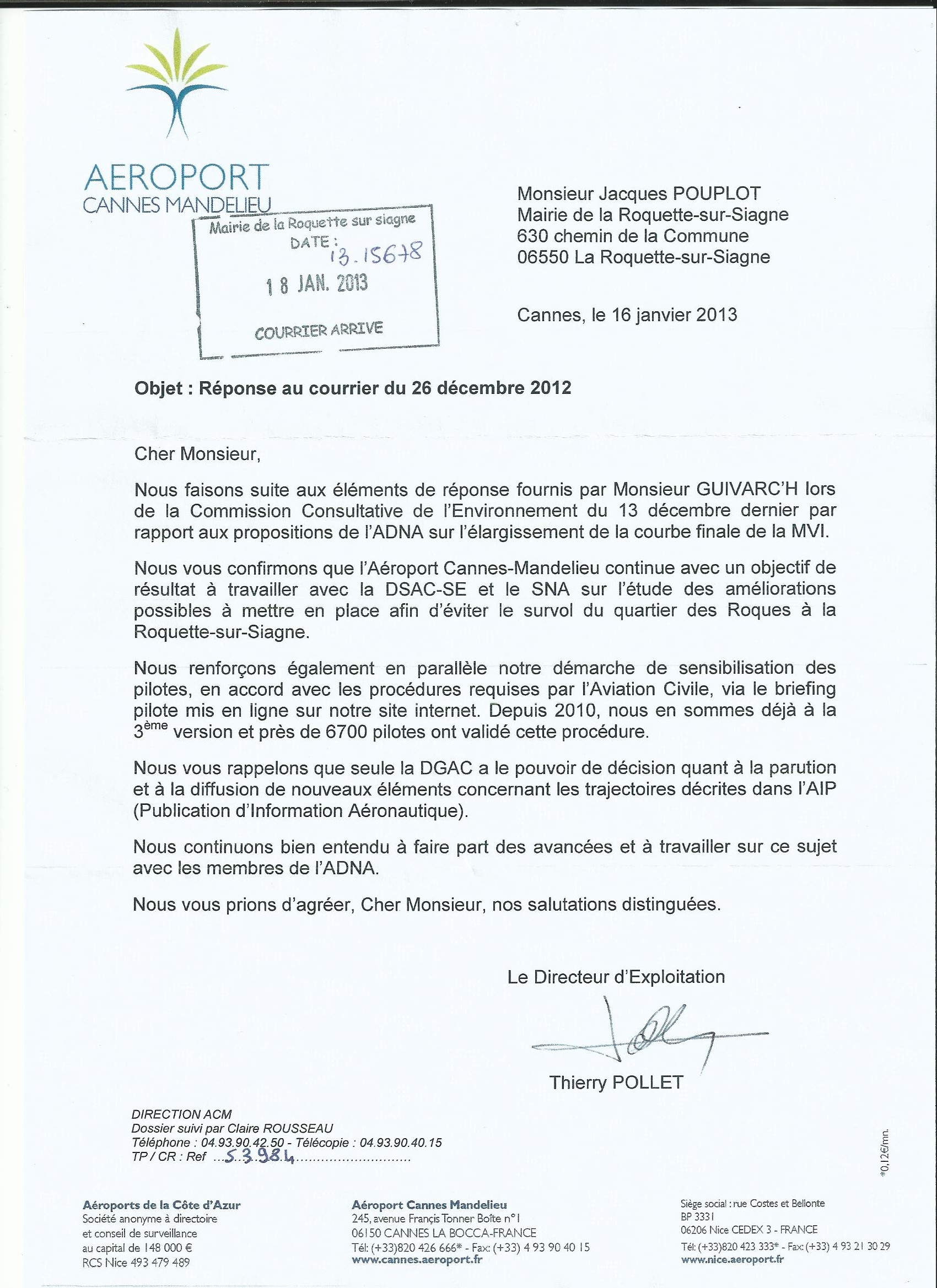 Rtf lettre au maire pour nuisance sonore chien - Lettre de plainte pour nuisances sonores ...